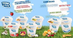 Read more about the article Nova embalagem dos iogurtes cremosos